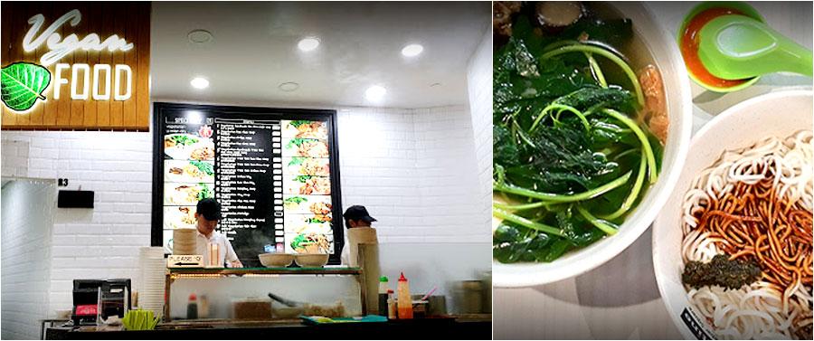 vegetarian restaurant singapore
